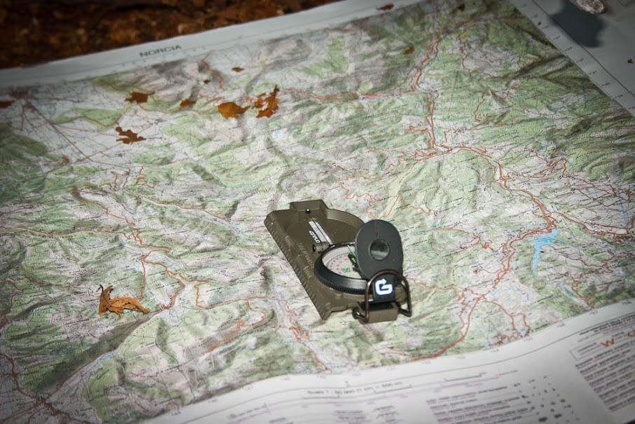 Orienteering strumentale stage @ Norcia   Norcia   Umbria   Italia
